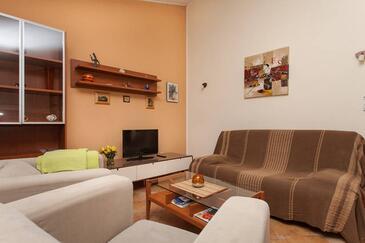 Fažana, Nappali szállásegység típusa apartment, dostupna klima i WIFI.