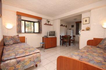 Valbandon, Camera de zi în unitate de cazare tip apartment, animale de companie sunt acceptate şi WiFi.