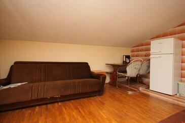 Jadreški, Obývací pokoj v ubytování typu apartment, WIFI.