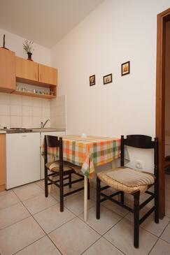 Pomer, Jídelna v ubytování typu apartment, domácí mazlíčci povoleni a WiFi.