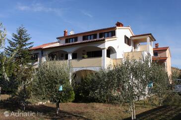 Medulin, Medulin, Alloggio 7295 - Appartamenti affitto con la spiaggia sabbiosa.
