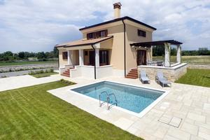 Family friendly house with a swimming pool Kanfanar, Central Istria - Središnja Istra - 7330