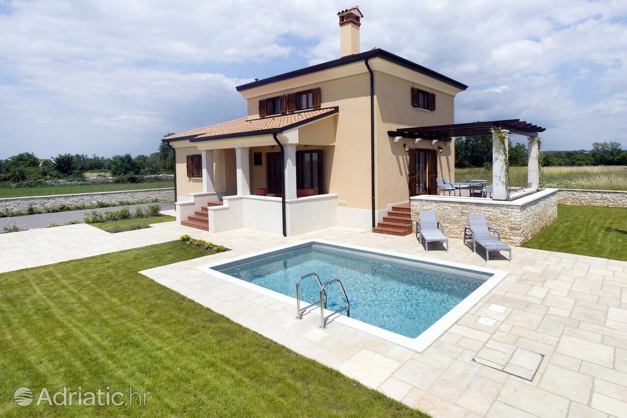 Haus mit Pool für Familien Kanfanar (Sredisnja Istra) - 7330