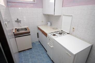 Medulin, Kuchyně v ubytování typu apartment, domácí mazlíčci povoleni a WiFi.