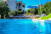 Апартаменты с бассейном Pula - 7356