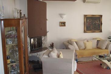 Ripenda, Pokój dzienny 1 w zakwaterowaniu typu house, Dostępna klimatyzacja i WiFi.