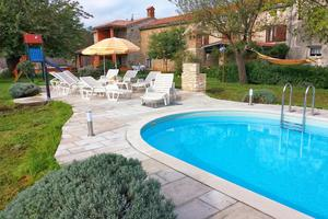 Family friendly house with a swimming pool Guran, Central Istria - Središnja Istra - 7373
