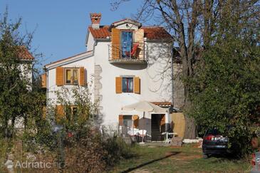 Vinež, Labin, Property 7375 - Apartments with pebble beach.