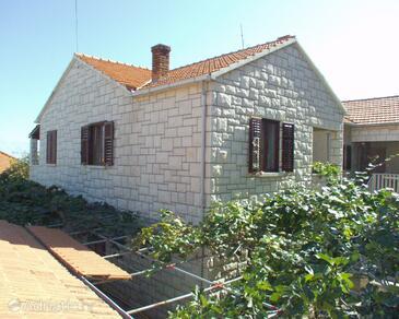 Postira, Brač, Property 738 - Apartments near sea with pebble beach.