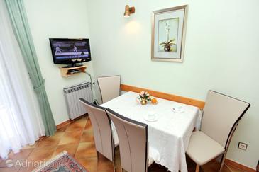 Poreč, Dining room in the apartment, WIFI.