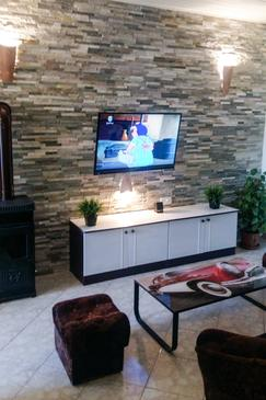 Sveti Bartol, Living room in the apartment, dopusteni kucni ljubimci i WIFI.