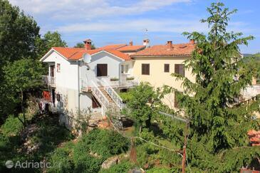 Sveti Bartol, Labin, Property 7392 - Apartments with pebble beach.