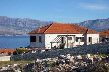 Postira, Brač, Property 740 - Apartments near sea with pebble beach.