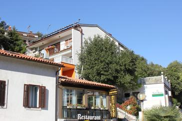 Rabac, Labin, Property 7401 - Apartments near sea with pebble beach.
