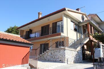 Štrmac, Labin, Property 7402 - Apartments with pebble beach.
