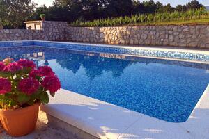 Дом для отдыха с бассейном Чепич - Čepić (Средняя Истрия - Središnja Istra) - 7404