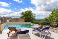 Дом для отдыха с бассейном Кожльяк - Kožljak (Средняя Истрия - Središnja Istra) - 7409