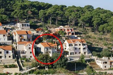 Postira, Brač, Property 741 - Apartments with pebble beach.