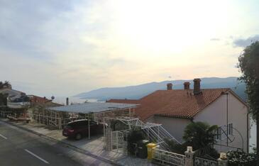 Rabac, Labin, Objekt 7410 - Ubytování s oblázkovou pláží.