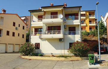 Rabac, Labin, Alloggio 7428 - Appartamenti affitto con la spiaggia ghiaiosa.