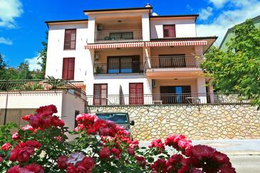 Rabac, Labin, Property 7429 - Apartments with pebble beach.