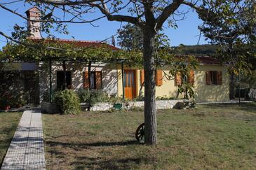 Salakovci, Labin, Property 7434 - Vacation Rentals with pebble beach.