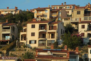 Rabac, Labin, Property 7441 - Apartments with pebble beach.