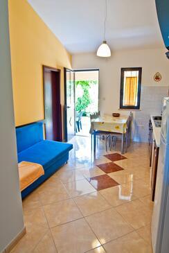 Vinkuran, Jadalnia w zakwaterowaniu typu apartment, Dostępna klimatyzacja i WiFi.
