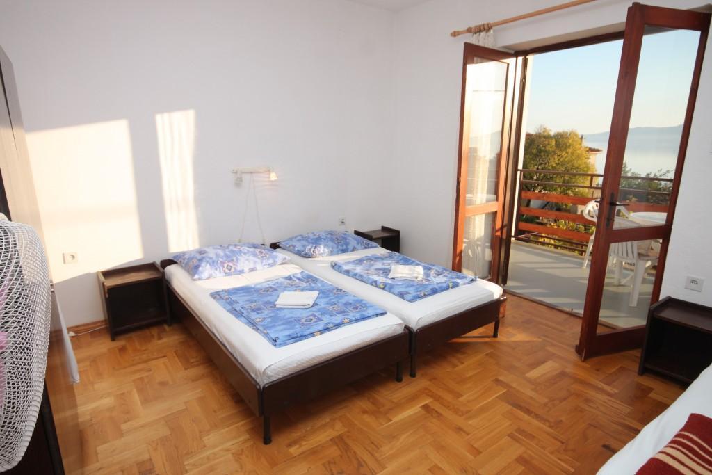 Holiday apartment im Ort Novi Vinodolski (Novi Vinodolski), Kapazität 4+2 (1517775), Novi Vinodolski, , Kvarner, Croatia, picture 5