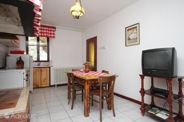 Kožljak, Esszimmer in folgender Unterkunftsart apartment, Haustiere erlaubt.
