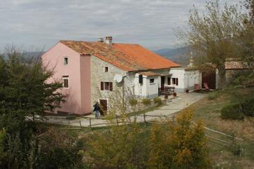 Kožljak, Središnja Istra, Objekt 7453 - Apartmani sa šljunčanom plažom.