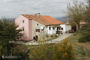 Kožljak, Središnja Istra, Объект 7453 - Апартаменты с галечным пляжем.