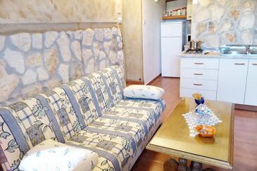 Štokovci, Living room in the apartment, WIFI.