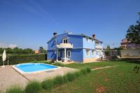 Family friendly apartments with a swimming pool Štokovci (Central Istria - Središnja Istra) - 7458