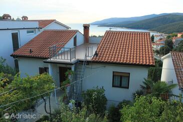 Rabac, Labin, Property 7465 - Apartments with pebble beach.