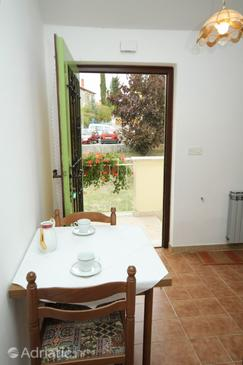 Labin, Dining room in the apartment, WiFi.