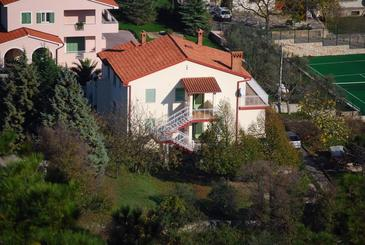 Labin, Labin, Property 7468 - Apartments with pebble beach.