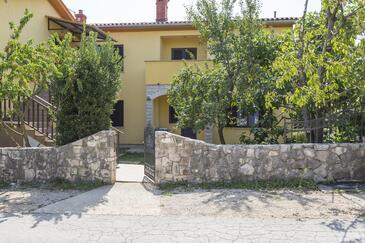 Vinež, Labin, Property 7471 - Apartments with pebble beach.