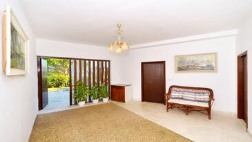 Slatine, Living room in the house.