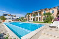 Family friendly apartments with a swimming pool Medulin - 7480