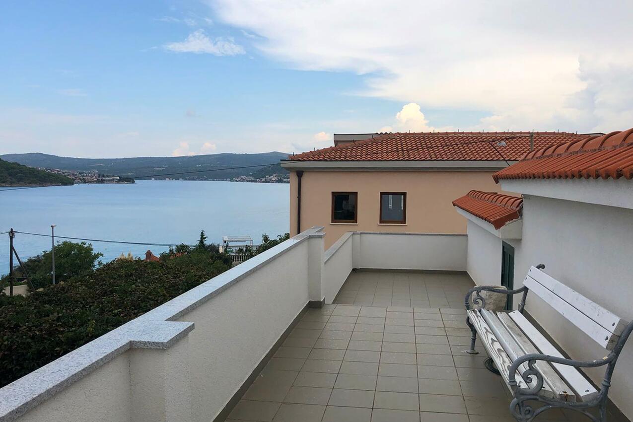 Ferienwohnung im Ort Ra~anj (Rogoznica), Kapazität 6+3 (2143252), Ražanj, , Dalmatien, Kroatien, Bild 11
