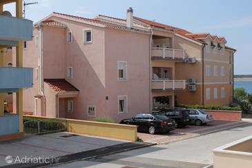 Povljana, Pag, Property 7505 - Apartments near sea with pebble beach.