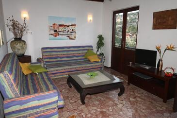 Ražanj, Pokój dzienny w zakwaterowaniu typu house, dostupna klima, dopusteni kucni ljubimci i WIFI.