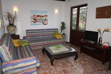 Ražanj, Living room in the house, dostupna klima, dopusteni kucni ljubimci i WIFI.