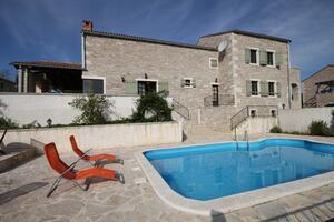 Luxusní vila s bazénem Škrapi, Vnitrozemí Istrie - Središnja Istra - 7525