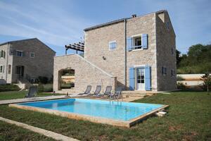 Rodinný dům s bazénem Škrapi, Vnitrozemí Istrie - Središnja Istra - 7526