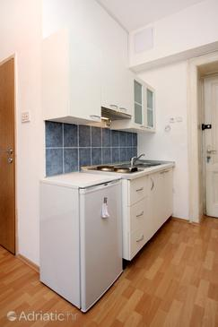 Split, Kitchen in the studio-apartment, WIFI.