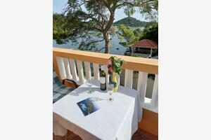 Apartments by the sea Sobra, Mljet - 7531
