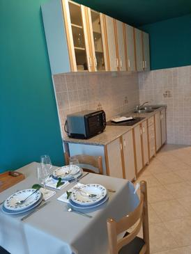 Pučišća, Kuchnia w zakwaterowaniu typu apartment, WIFI.