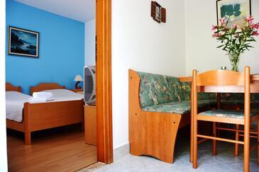 Pučišća, Jadalnia w zakwaterowaniu typu apartment, WIFI.
